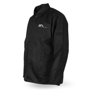 Lightweight Welding Jacket Side View