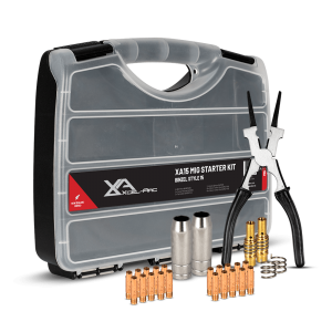 XA15BINZEL 15 Style MIG Torch Consumable Starter Kit XAMSK15