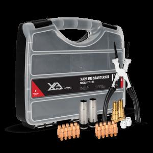 XA24BINZEL 15 Style MIG Torch Consumable Starter Kit XAMSK24