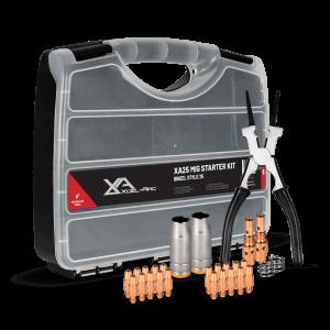 XA25 BINZEL 25 Style MIG Torch Consumable Starter Kit XAMSK25
