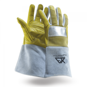 HEAT REFLECTIVE STRIP MIG TIG PLASMA GLOVES 1