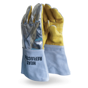 HEAVY DUTY HEAT REFLECTIVE GLOVES 1