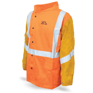 HI VIS WELDING JACKET