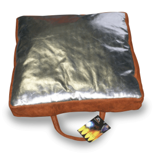 Leather Welders Cushion