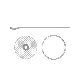 Gas lens Filter kits