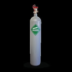 PORTABLE 5KG CO² MIG WELDING GAS CYLINDER