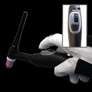 Suregrip™ Hand Amperage Controls Vertical Adjustment