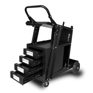 XcelArc Universal Machine Trolley with Drawers